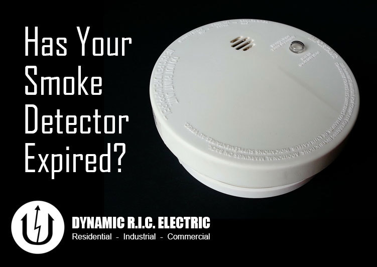 Has Your Smoke Detector Expired?