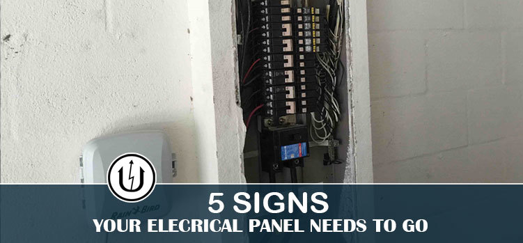 5 Signs It May Be Time To Change Your Electrical Panel