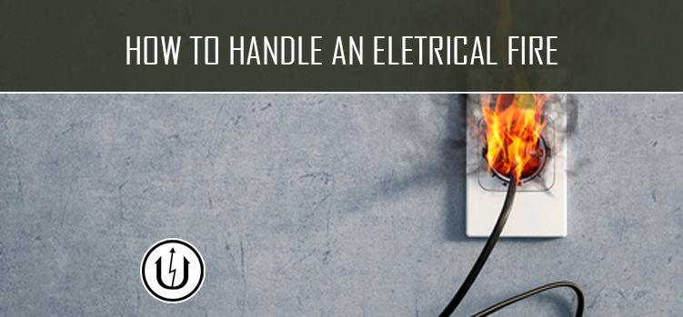 How to Handle an Eletrical Fire